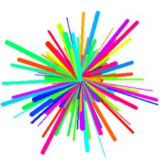 Rainbow Wheel Example