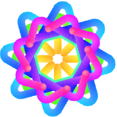 Symmetrical Image 2